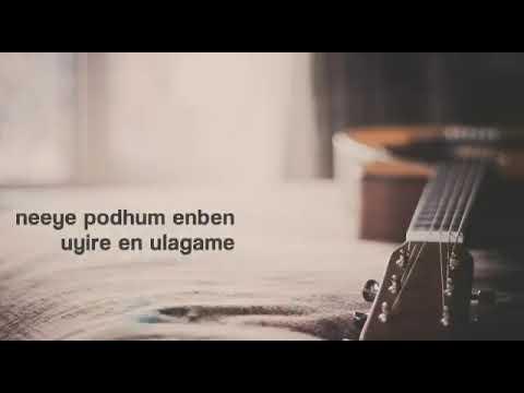 Download Neeye Vaazhkai Enben Status Video For Whatsapp Free