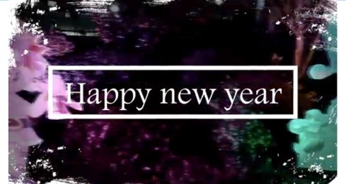 Happy New Year Whatsapp Video Status