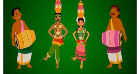 Pongal Festival Whatsapp Status Video