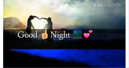 Best Good Night Whatsapp status Ever For Lover