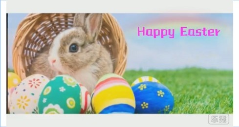 Happy Easter greetings for Whatsapp status