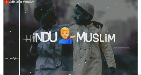 Hindu Muslim Bhai Bhai New Whatsapp Song