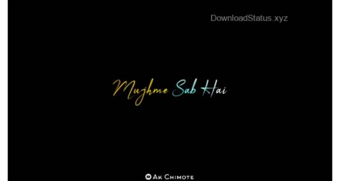 Shukriya – Arijit Singh Whatsapp Status Video