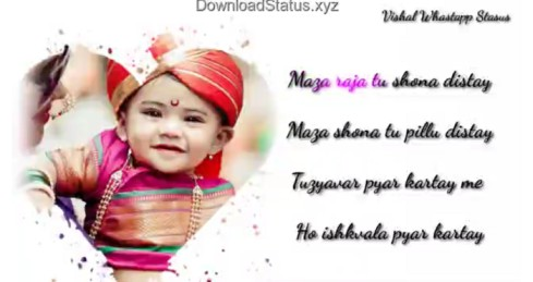 Cute Baby New – Marathi WhatsApp Status Video