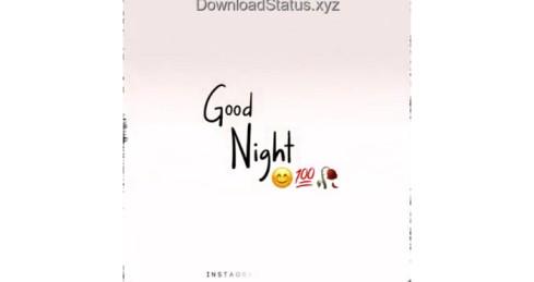 Good Night Whatsapp Status Video