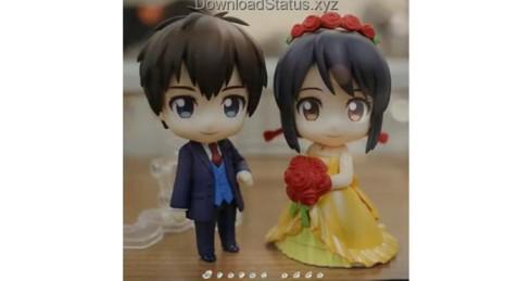Jab Se Juda Tujhse Jiya – Happy Marriage Anniversary Status