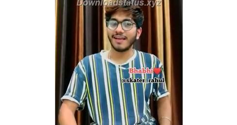 Bhabhi Ji Ki Smile Aaye Haye Kati Zehar Hai – Shayri Status Video