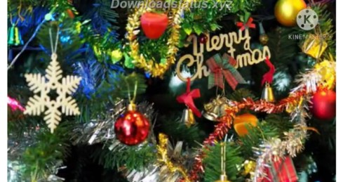 Christmas Greetings Video – Merry Christmas Video Status