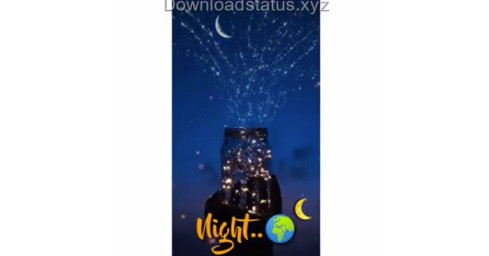 Ghar Se Nikalte – Good Night Whatsapp Status