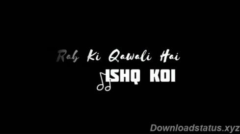Ishq Koi – Love Status Download