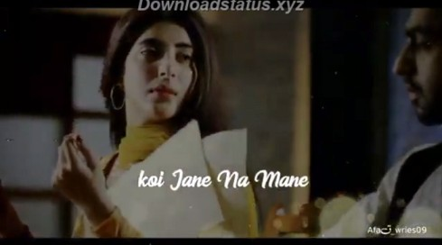 Kaash Yeh Pal Tham Jayen – Sad Status Video