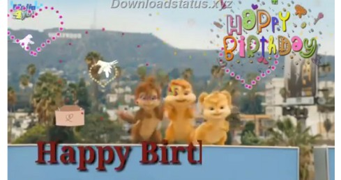 Lovely Wishing – Happy Birthday For Whatsapp Status Video
