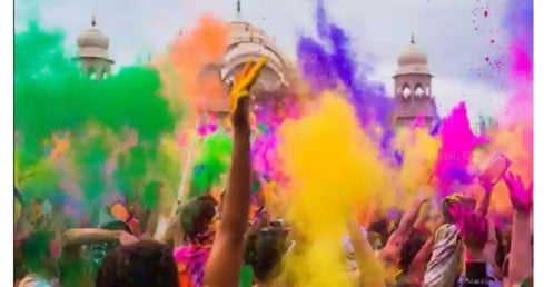Holi Coming Soon – Holi Special Whatsapp Status