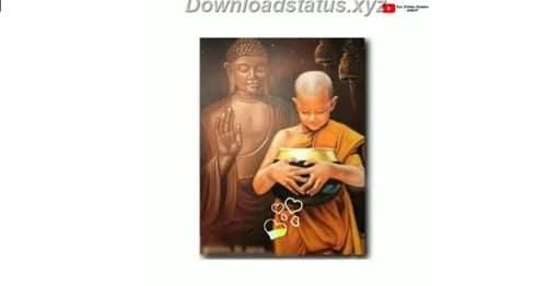 Download Buddha Purnima Whatsapp Status