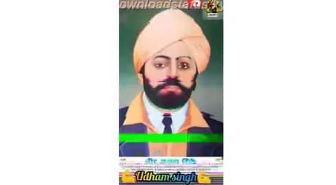 Sardar Udham Singh Whatsapp Status