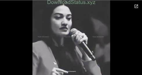 Muniba Mazari Motivational WhatsApp Status Video Download