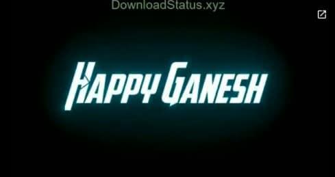 Wish You Happy Ganesh Chaturthi 2021 Status Video Download