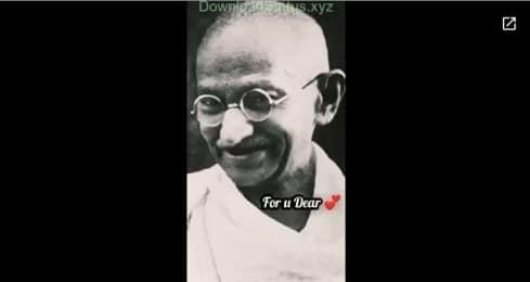 Vande Mataram – Gandhi Jayanti Special Status Video